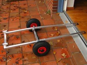 RoRoCart Outdoor-Basiswagen
